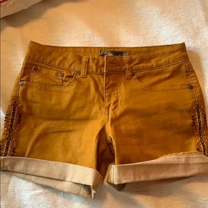 NWOT Prana SW Shorts